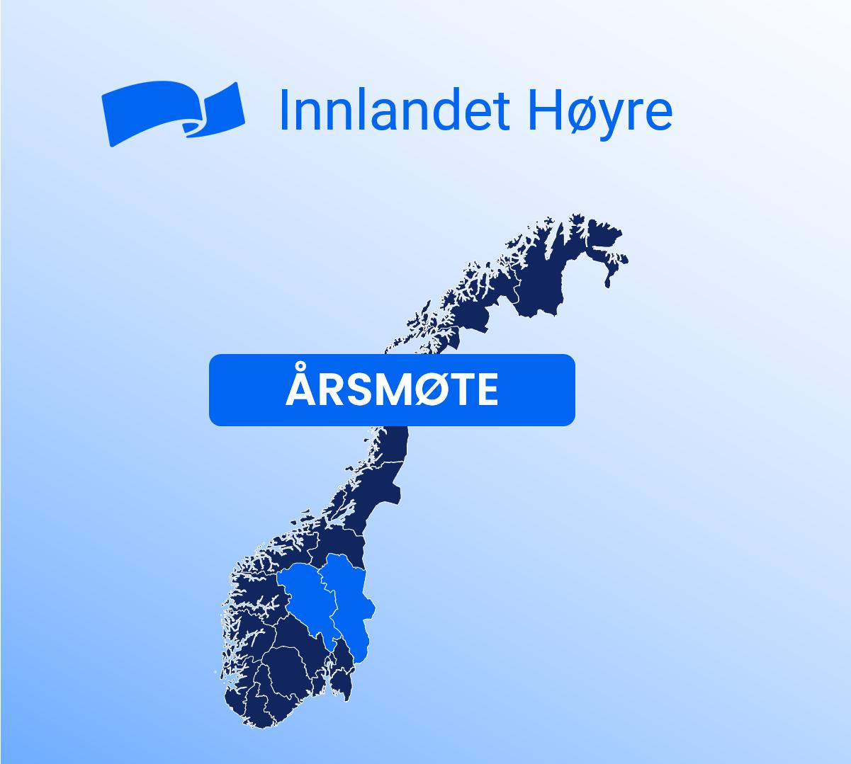 Årsmøte Innlandet Høyre